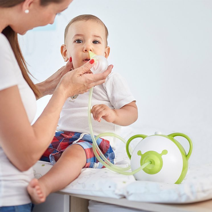 Nosiboo Pro Nasal Aspirator